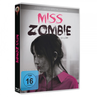 "Das Cover von ""Miss Zombie"" (© Wicked-Vision)"