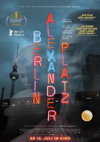 "Das Hauptplakat von ""Berlin Alexanderplatz"" (© 2020 eOneGermany)"