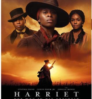 """Das Hauptplakat von """"Harriet - Der lange Weg in die Freiheit"""" (© Universal Pictures)"""