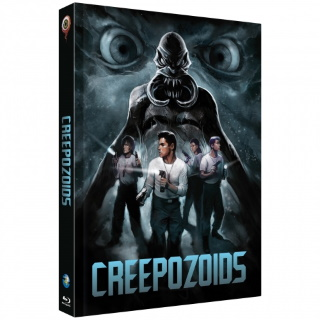 "Das Mediabook-Artwork Cover C von ""Creepozoids"" (© Wicked-Vision-Media)"