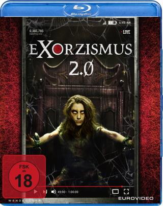 "Das Blu-ray-Cover von ""Exorzismus 2.0"" (© EuroVideo)"