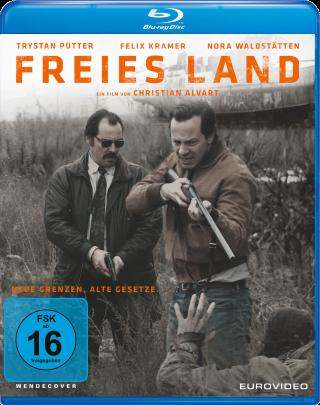 "Das Blu-ray-Cover von ""Freies Land"" (© EuroVideo)"