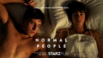 "Das Artwork von ""Normal People"" (© Starzplay)"