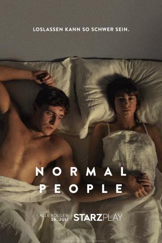 """Das Hauptplakat von """"Normal People"""" (© Starzplay)"""