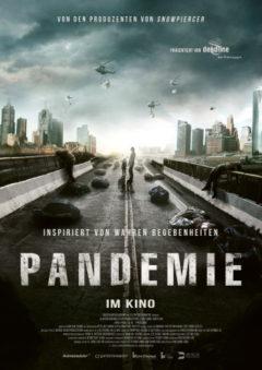 """Das Kinoplakat von """"Pandemie"""" (© Busch Media Group)"""