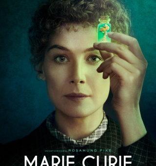 """Das Plakat von """"Marie Curie - Elemente des Lebens"""" (© StudioCanal)"""