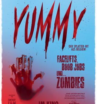 """Das Kinoplakat von """"Yummy"""" (© Busch Media Group)"""