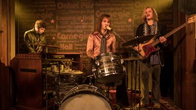 Udo und seine Band in den Anfangsjahren (© DCM)
