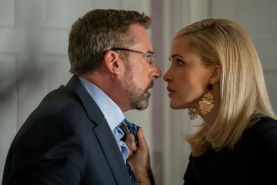 Gary und Faith duellieren sich (© Daniel McFadden / Focus Features)