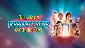 Bill und Teds verrückte Reise durch die Zeit Artwork (© StudioCanal)