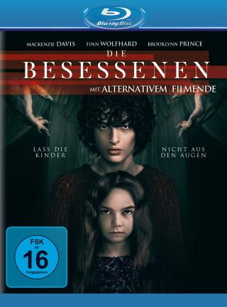 """Das Blu-ray-Cover von """"Die Besessenen"""" (© Universal Studios. Alle Rechte vorbehalten.)"""