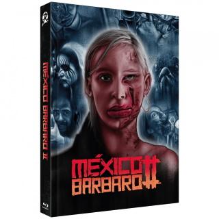 """Das Mediabook Cover C von """"Mexico Barbaro 2"""" (© Wicked-Vision)"""