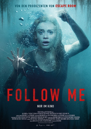 "Das Hauptplakat von ""Follow Me"" (© 2020 Capelight Pictures)"