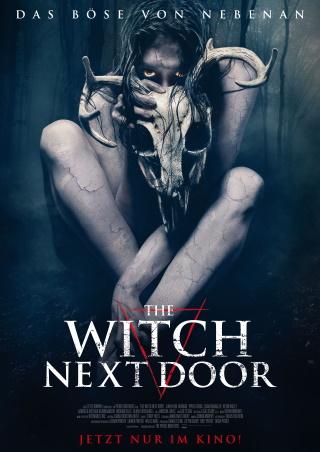 """Das Hauptplakat von """"The Witch Next Door"""" (© 2020 Koch Films)"""