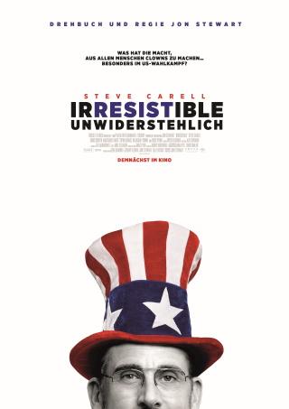 """Das Hauptplakat von """"Irresistible - Unwiderstehlich"""" (© 2020 Universal Pictures)"""