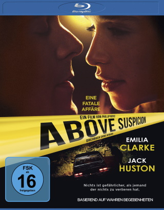 "Das Blu-ray-Cover von ""Above Suspicion"" (© Leonine DIstribution)"