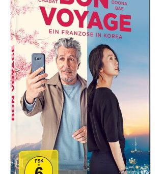 """Das DVD-Cover von """"Bon Voyage"""" (© EuroVideo)"""