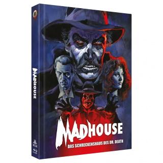 "Das Artwork Cover C zu ""Madhouse"" (© Wicked-Vision)"