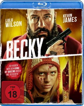 """Das Blu-ray-Cover von """"Becky"""" (© Splendid Film)"""