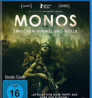 "Das Blu-ray-Cover von ""Monos"" (© DCM)"