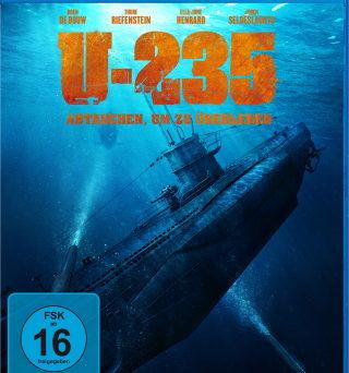 "Das Blu-ray-Cover von ""U-235"" (© EuroVideo)"