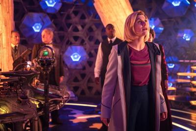 Der Doktor und die Begleiter starten neue Reisen (© BBC)