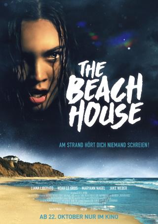 """Das Hauptplakat von """"The Beach House"""" (© Koch Films)"""