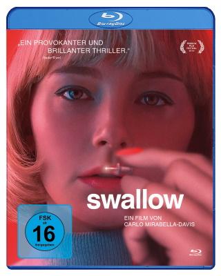 "Das Blu-ray-Cover von ""Swallow"" (© Koch Films)"