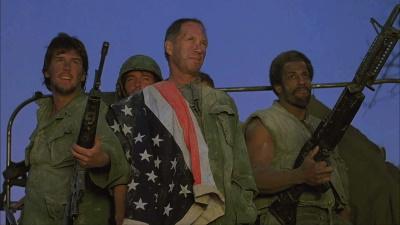 Diese Jungs liefern Kugeln und Demokratie frei Haus (© 1986 Metro-Goldwyn-Mayer Studios Inc. All Rights Reserved)