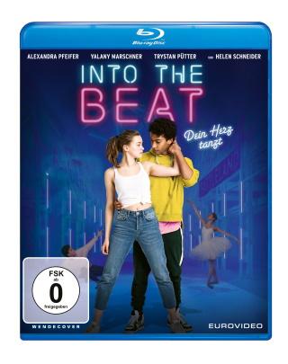 "Das Blu-ray-Cover von ""Into the Beat"" (© EuroVideo)"