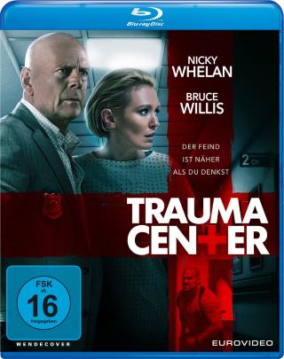 """Das Blu-ray-Cover von """"Trauma Center"""" (© 2020 Eurovideo)"""
