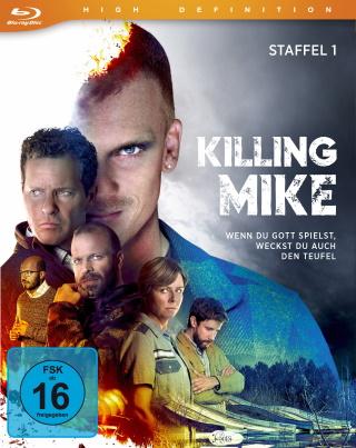 "Das Blu-ray-Cover von ""Killing Mike"" (© Eye See Movies/AV-Visionen)"
