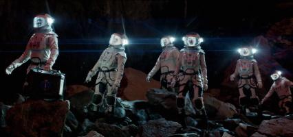 Die Crew ist zurück auf dem Mars (© 2019 Empreinte Digitale)