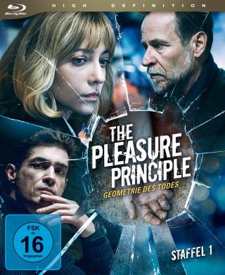 "Das Blu-ray-Cover von ""The Pleasure Principle"" (© 2020 Eye See Movies)"