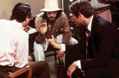 Serpico versucht, für Ordnung zu sorgen (© StudioCanal)
