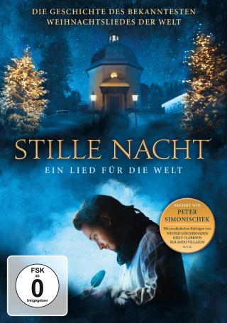 """Das DVD-Cover von """"Stille Nacht - Ein Lied für die Welt"""" (© Eye See Movies)"""