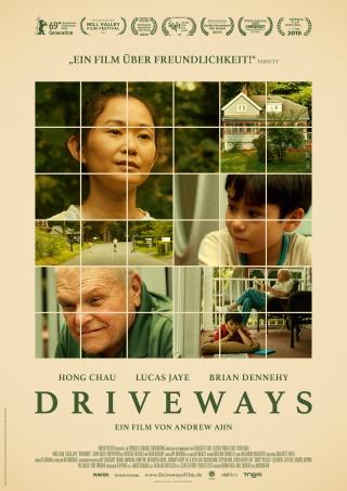 """Das Hauptplakat von """"Driveways"""" (© Tobis Film)"""