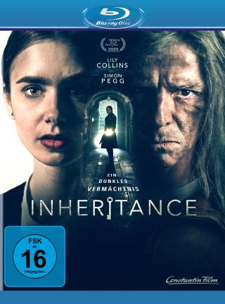 """Das Blu-ray-Cover von """"Inheritance"""" (© Constantin Film Verleih GmbH)"""