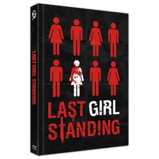 "Das Mediabook Artwork C von ""Last Girl Standing"" (© 2020 RedScreen. All Rights Reserved.)"