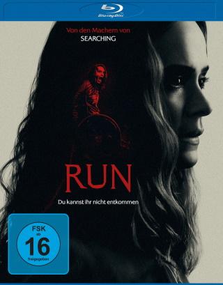 "Das Blu-ray-Cover von ""Run"" (© 2020 Leonine Distribution)"