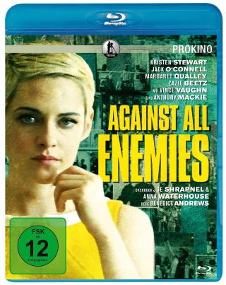 """Das Blu-ray-Cover von """"Against all Enemies"""" (© 2020 Prokino)"""