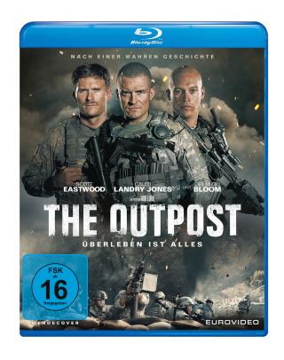 "Das Blu-ray-Cover von ""The Outpost"" (© 2020 EuroVideo)"