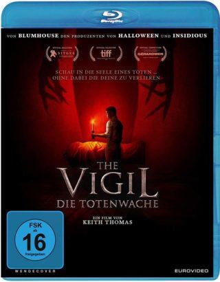 "Das Blu-ray-Cover von ""The Vigil - Die Totenwache"" (© 2021 EuroVideo)"