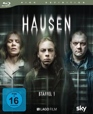 """Das Blu-ray-Cover von """"Hausen"""" (© Sky Deutschland/Lago Film GmbH/Sammy Hart)"""