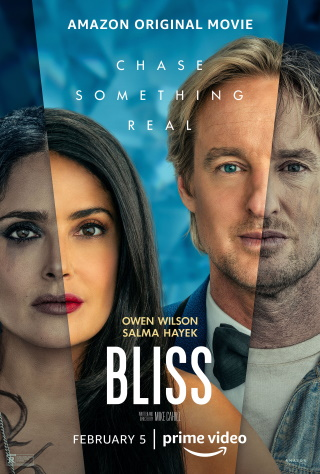"""Das Hauptplakat von """"Bliss"""" (© 2021 Amazon Studios)"""