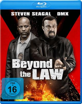 "Das Blu-ray-Cover von ""Beyond the Law"" (© Koch Films)"