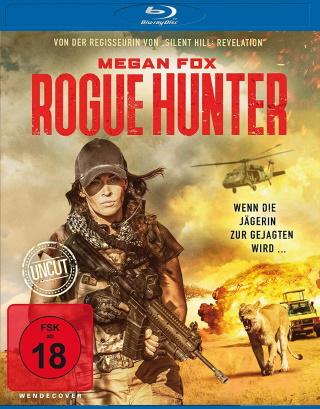 """Das Blu-ray-Cover von """"Rogue Hunter"""" (© 2021 SquareOne Entertainment)"""