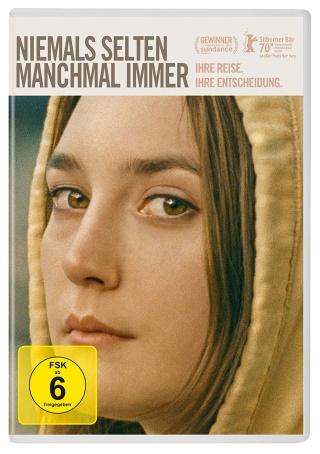 """Das DVD-Cover von """"Niemals Selten Manchmal Immer"""" (© Universal Pictures)"""