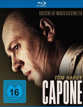 """Das Blu-ray-Cover von """"Capone"""" (© Leonine Distribution)"""