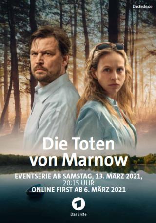 """Das Artwork von """"Die Toten von Marnow"""" (© NDR/ARD Degeto)"""